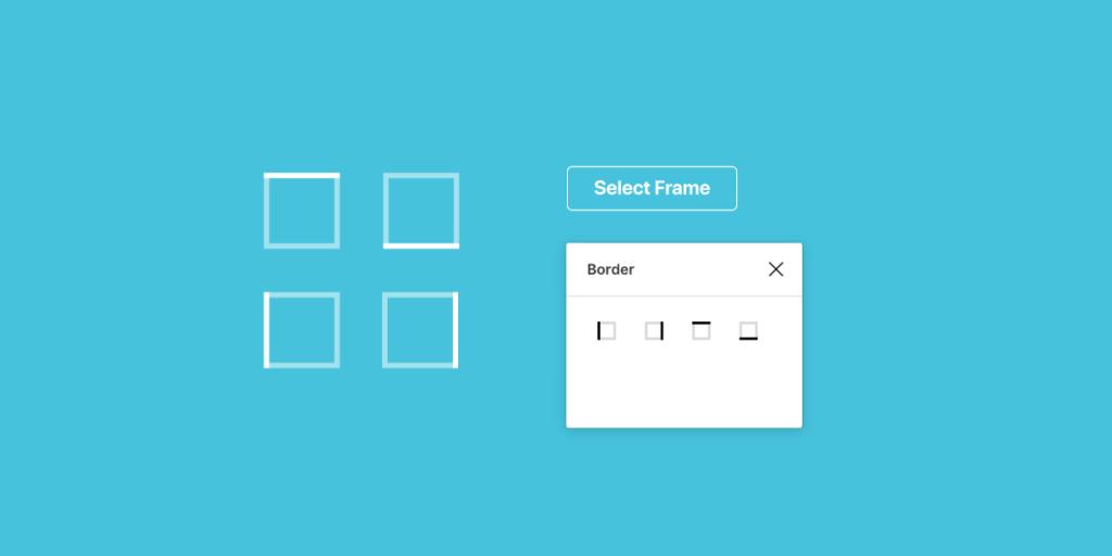 plugin para crear bordes en figma